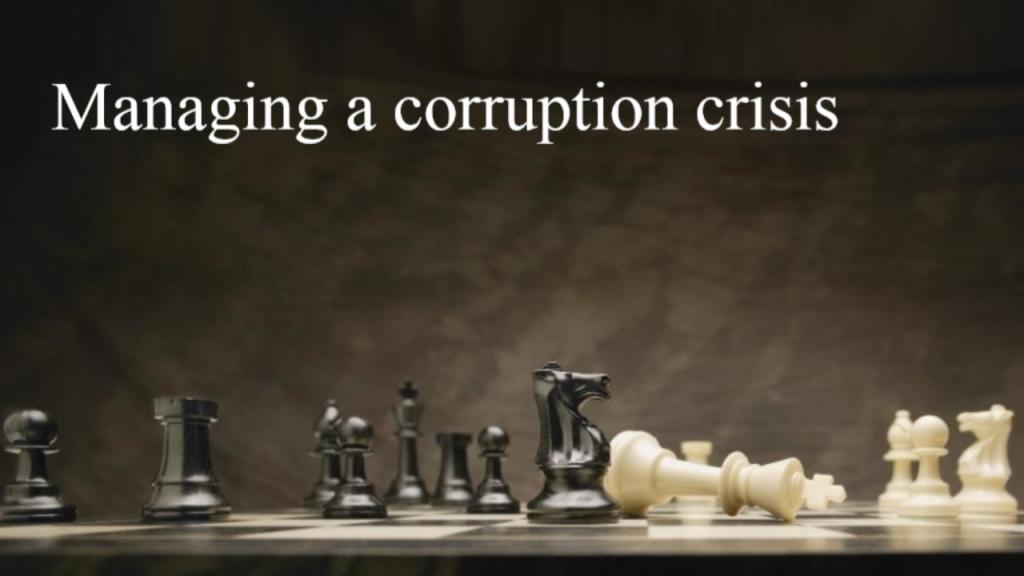 Svenska företag dåligt tränade att hantera korruption?